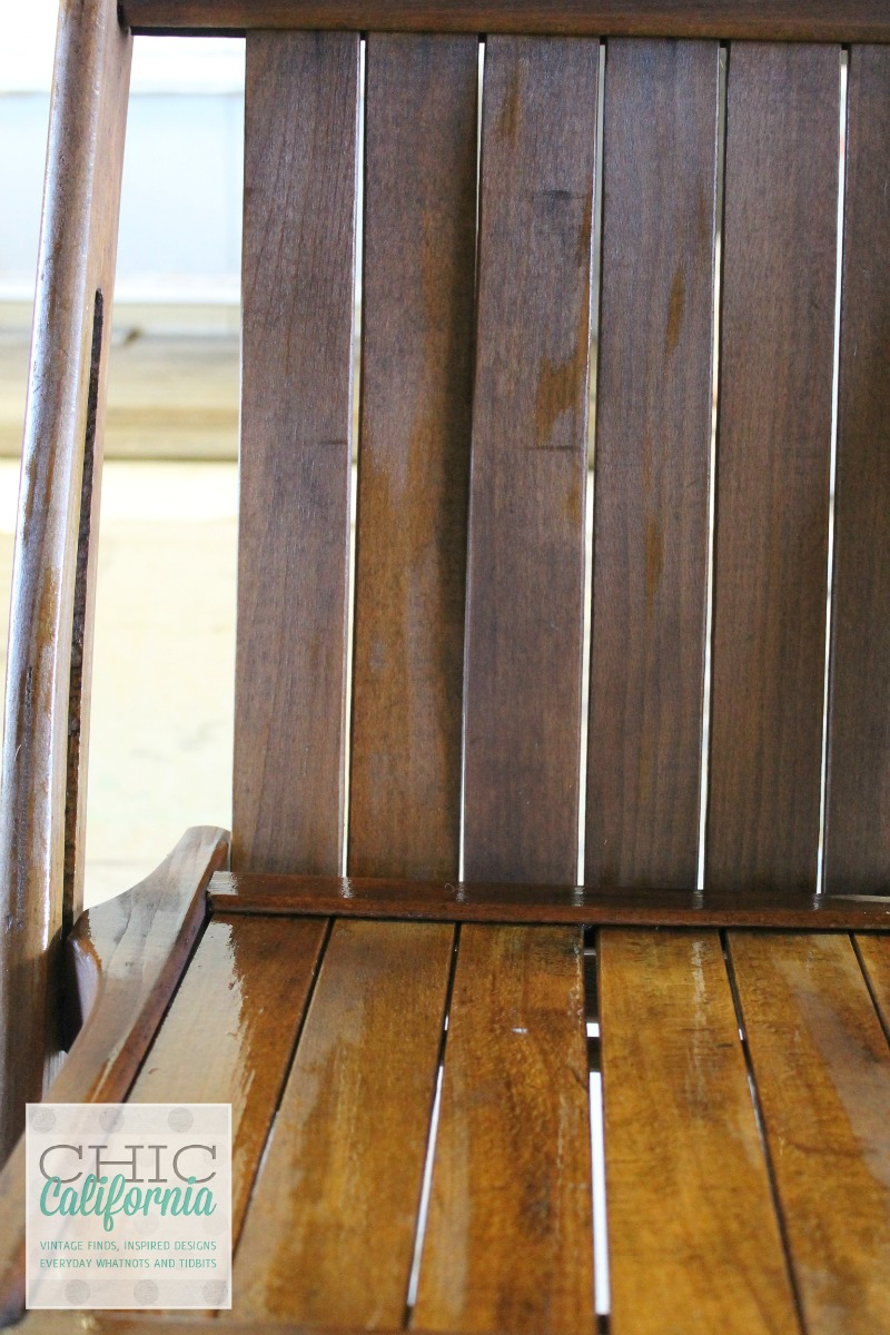 How to Refresh Wood using Tung Oil