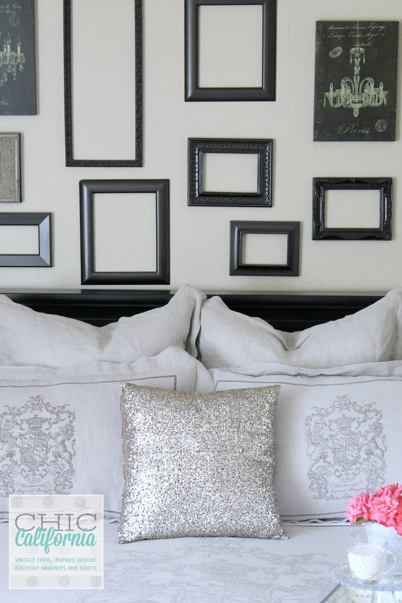 Master Bedroom Tour by Chic California