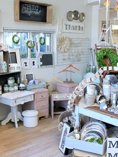 Chic California Retail Space