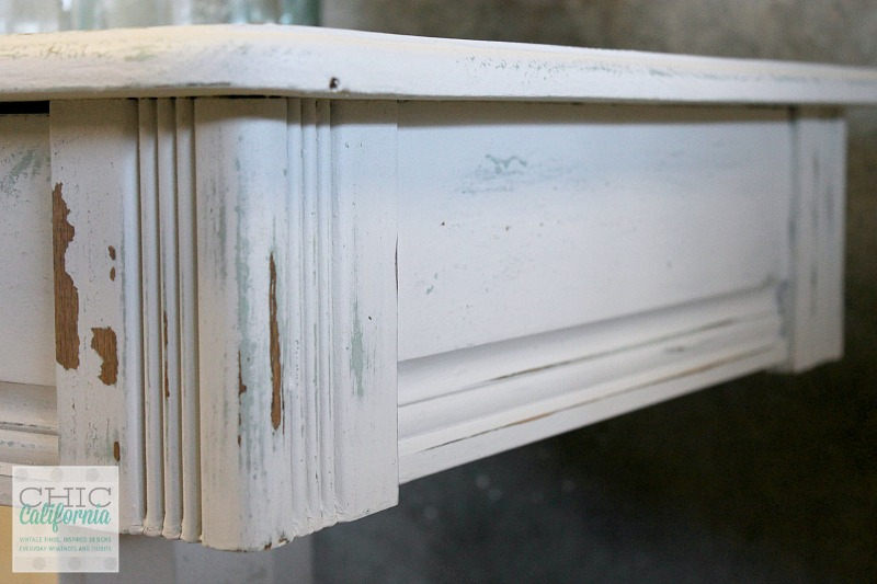 How to Layer Milk Paint
