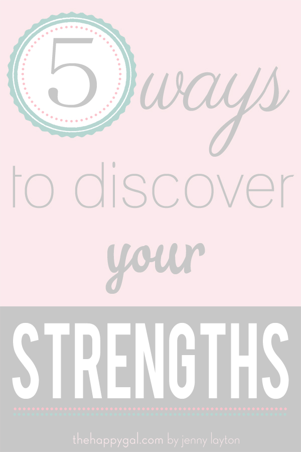 5-Ways-to-DIscover-Your-Strengths