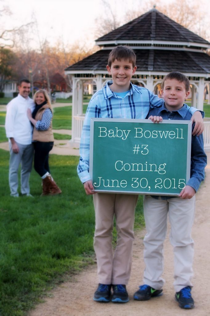 Baby Announcement #1