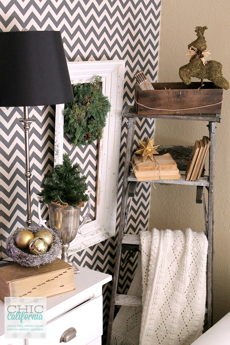 Christmas Home Tour-Chic California