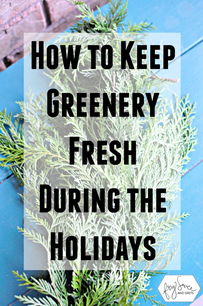 How-to-Keep-Greenery-Fresh-During-the-Holidays-FrySauceandGrits.com--663x999