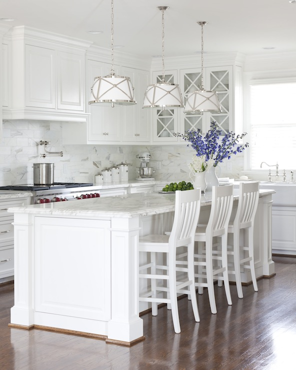 white dove kitchen