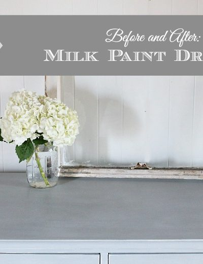 Sweet Pickins Milk Paint in Galvanized