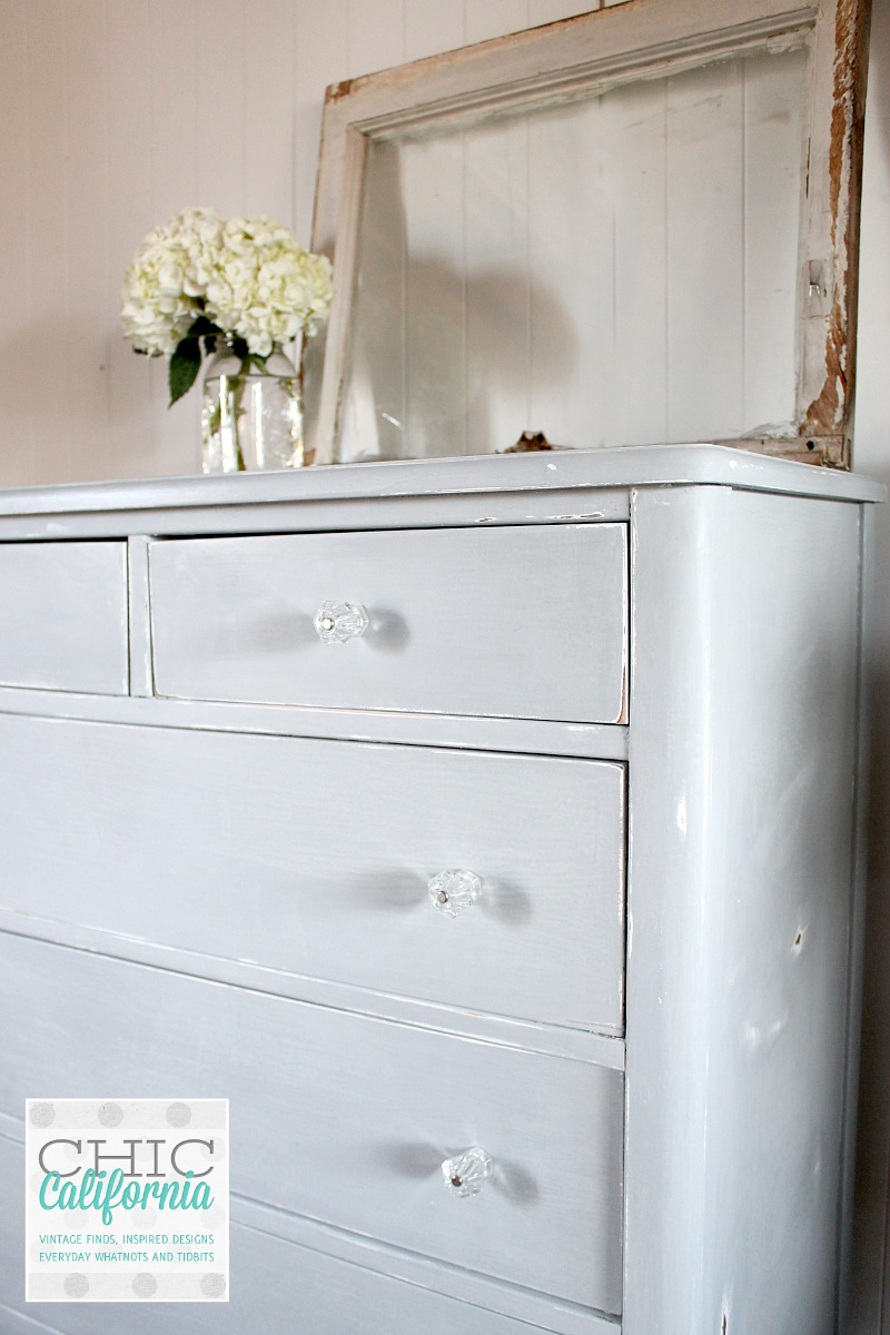 Milk Paint Dresser with extra bond