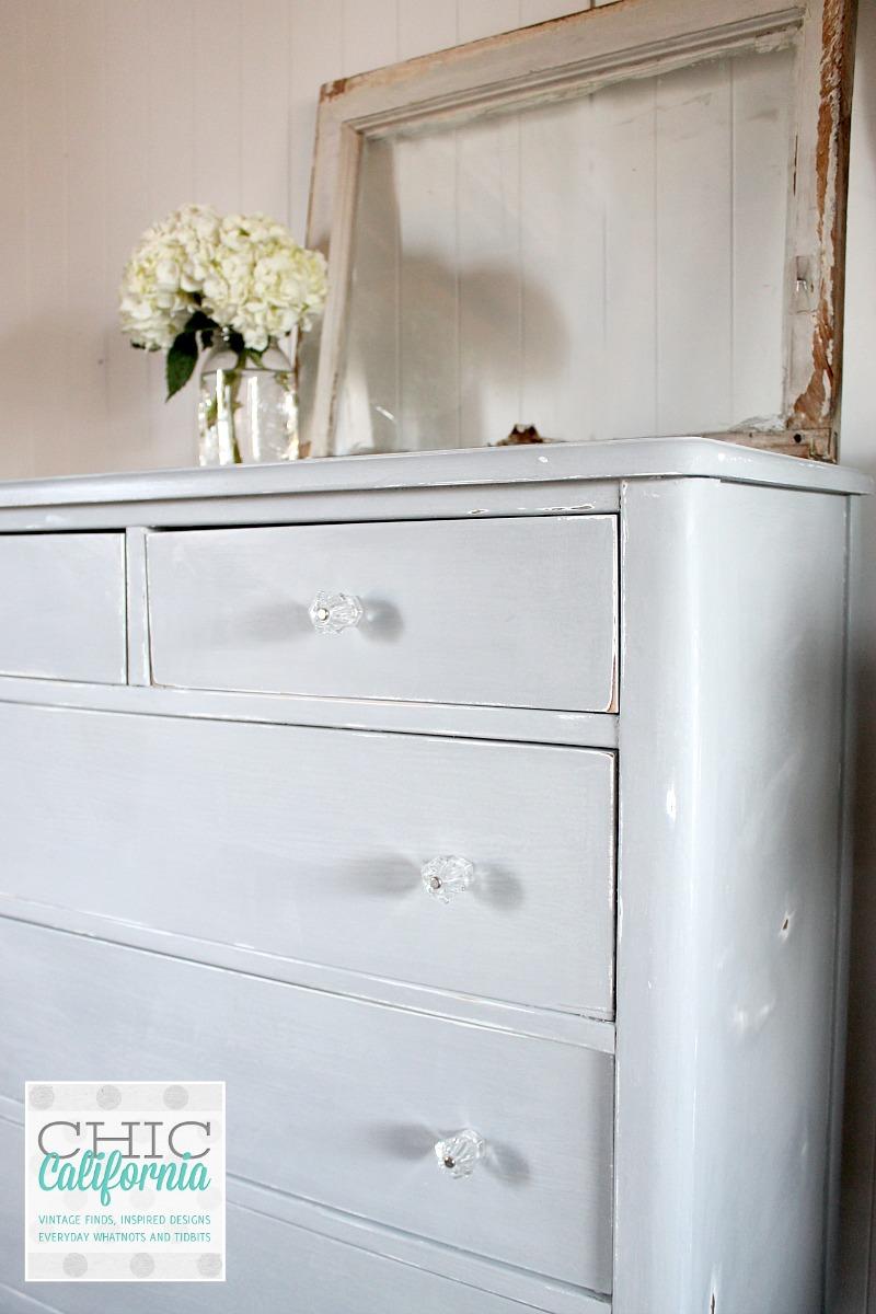Milk Paint Dresser with extra bond