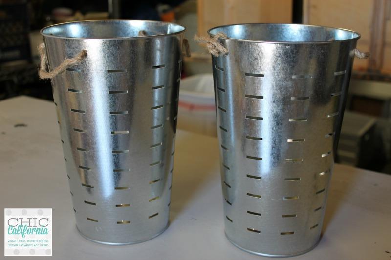 new buckets