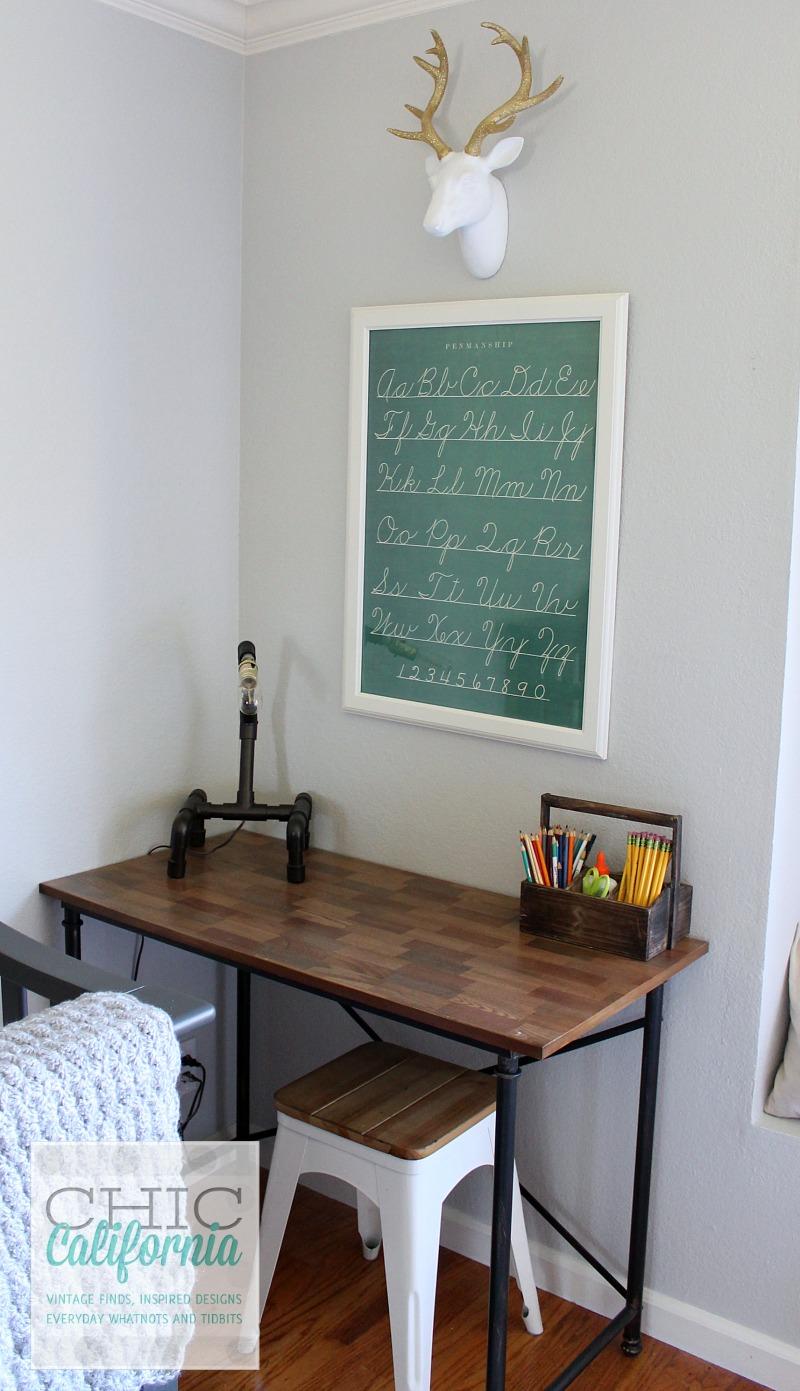 Vintage Style desk