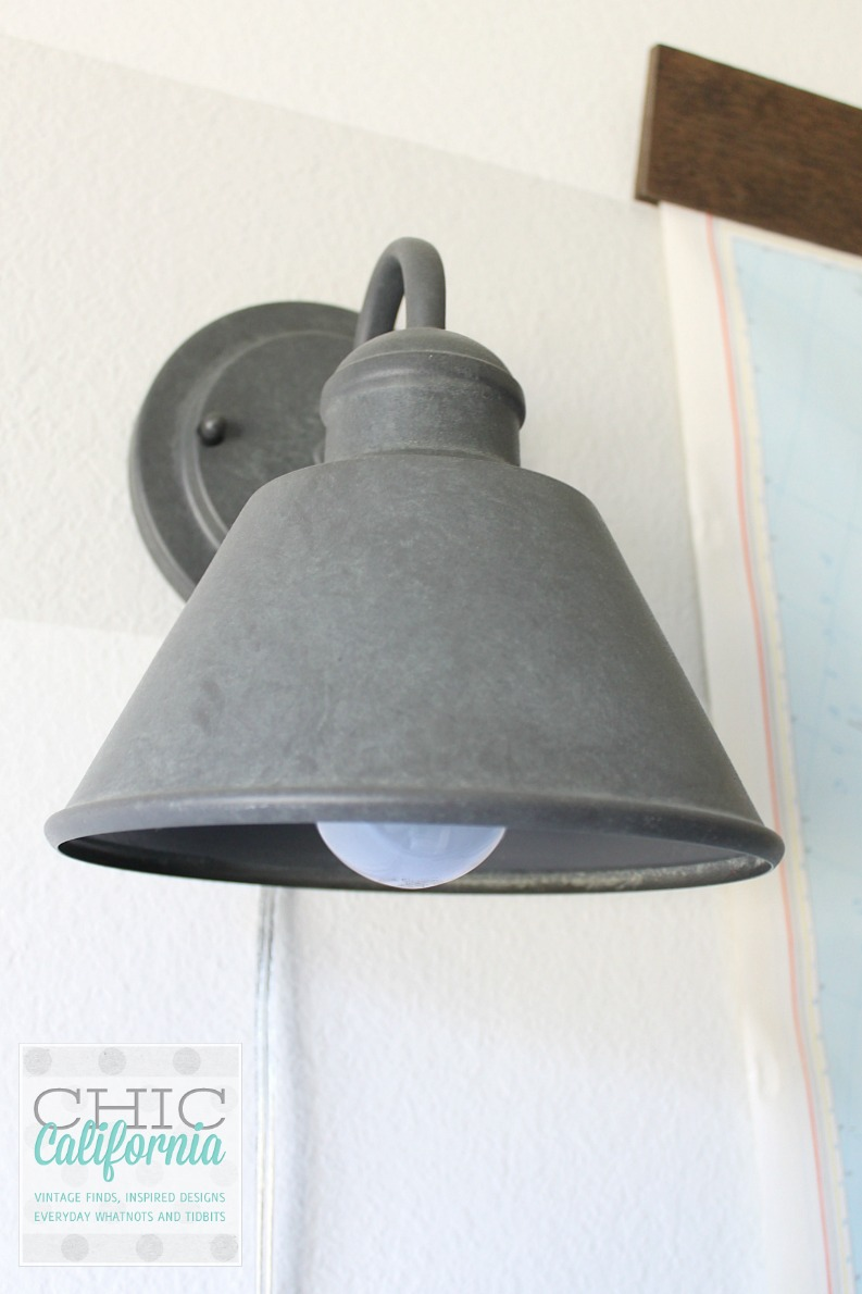 Nursery Lighting- Barn light