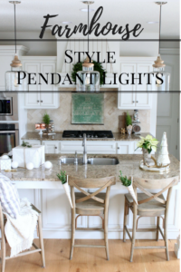 Farmhouse Style Pendant Lights