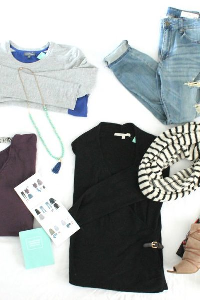 Stitch Fix December 2016 Review