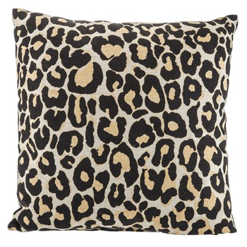 Cheetah Print Pillow