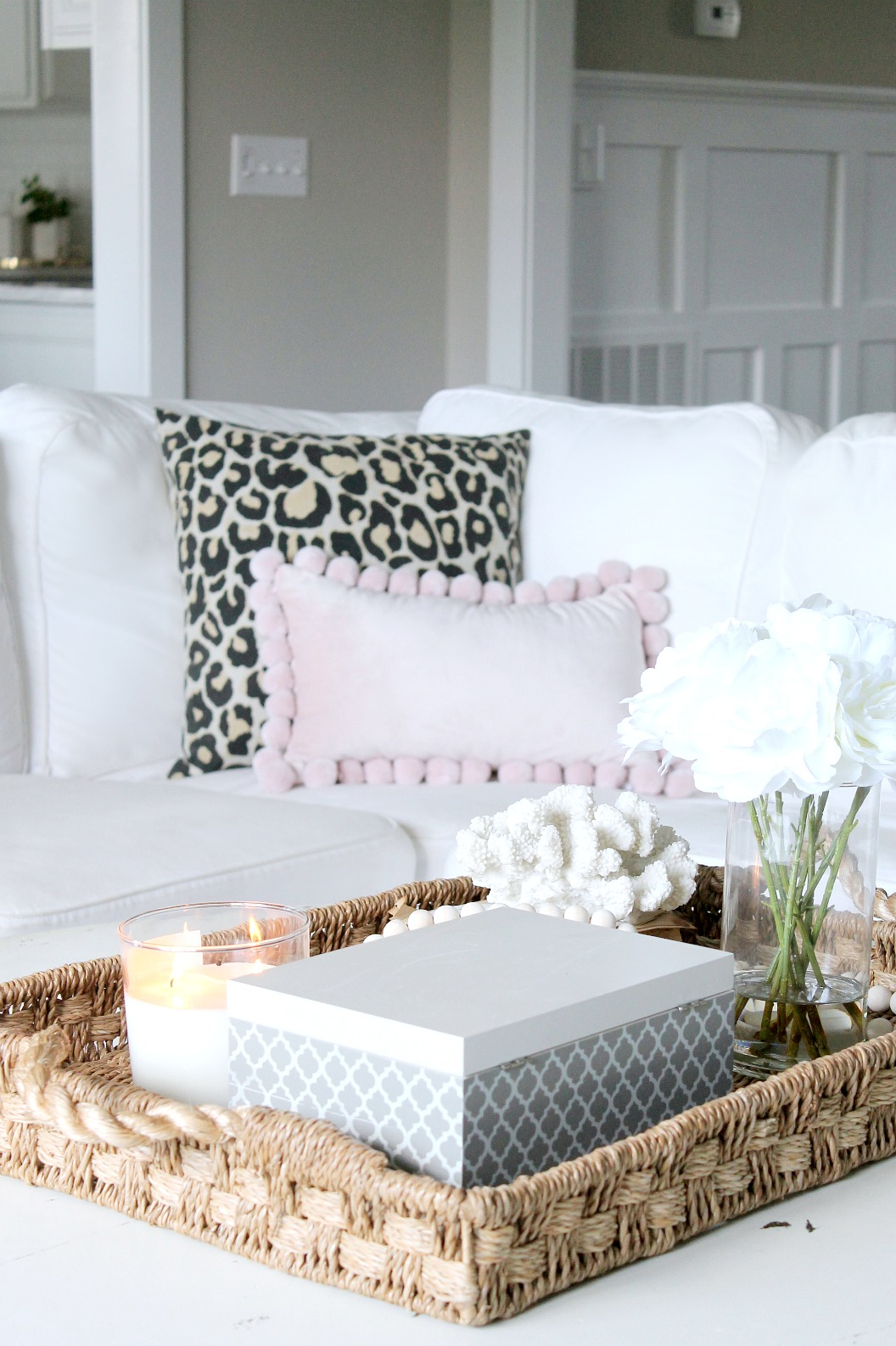 Summer Home Tour Pillows