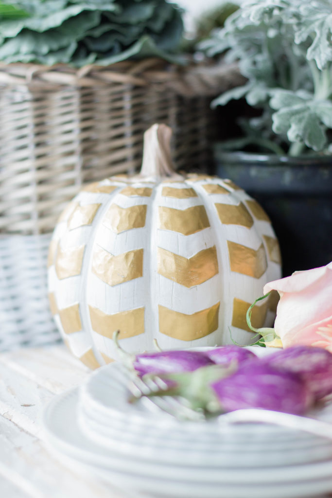 Fall Home Tour Tablesetting