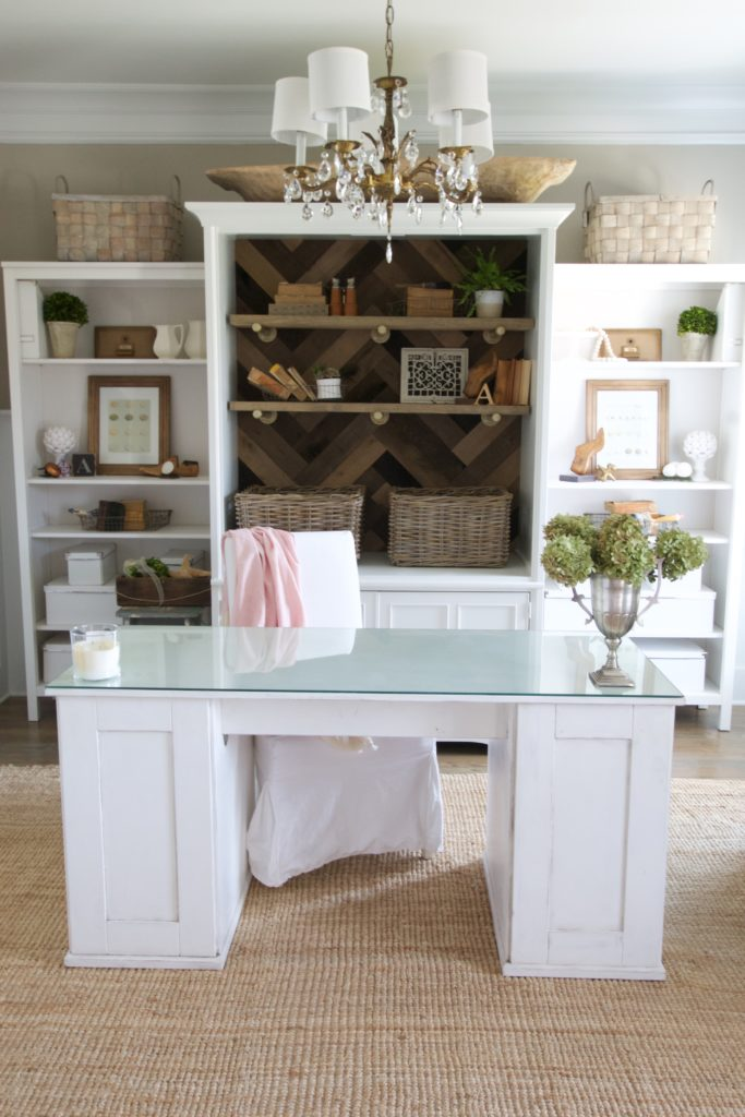 Reclaimed Wood Project- Old TV Armoire Makeover using brand boards