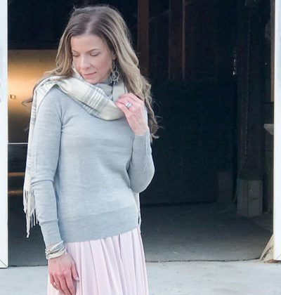 Joanna Gaines Inspired Holiday Outfit