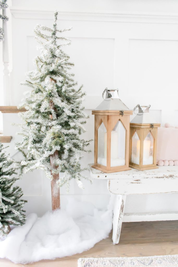 Light and Bright Holiday Home Tour