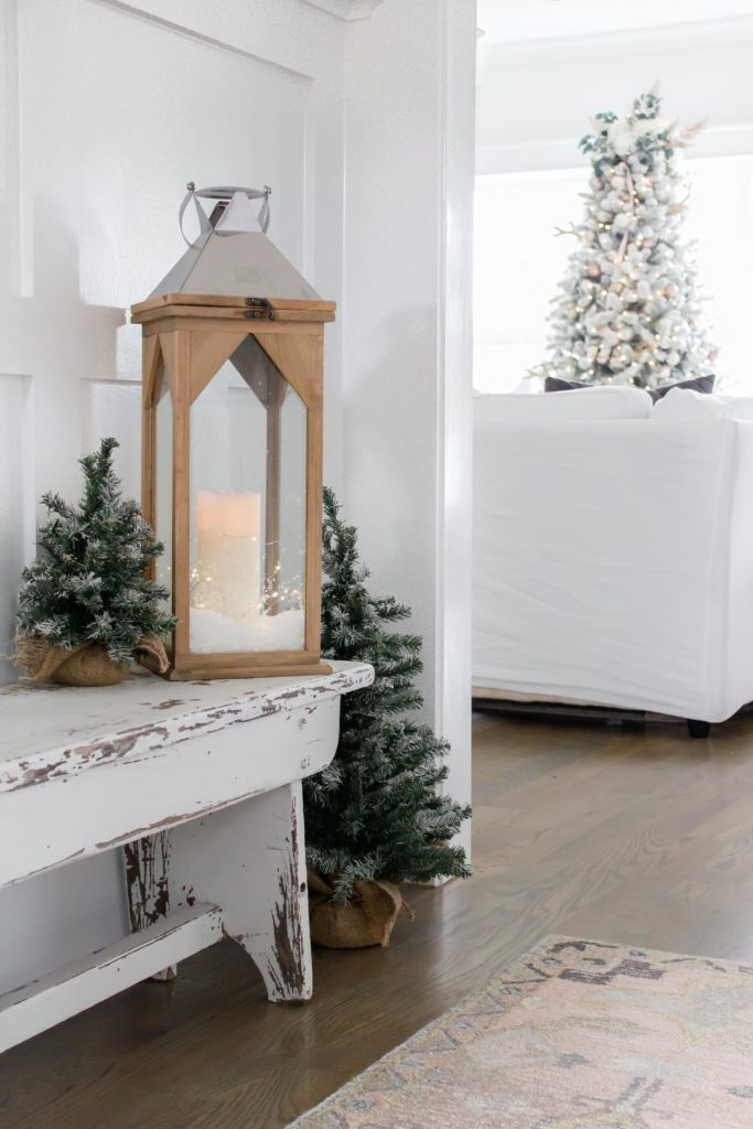 Light and Bright Christmas Home Decor