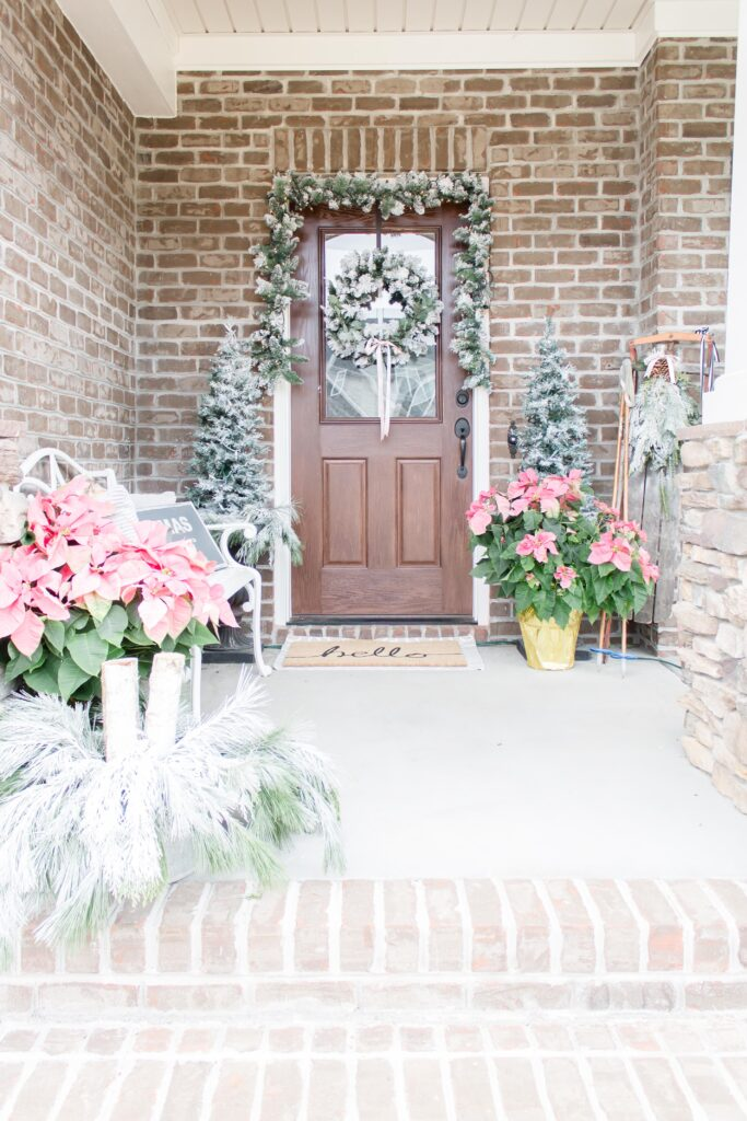 Light and Bright Christmas Home Tour 2017