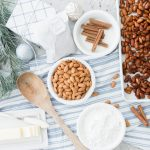 Low Carb Cinnamon Sugar Almond Brittle-Great Neighbor Gift for Christmas