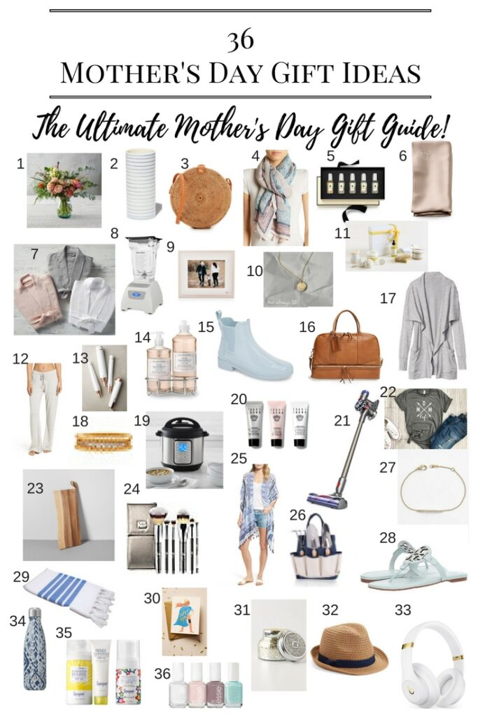pictures of mothers day gifts with links and text