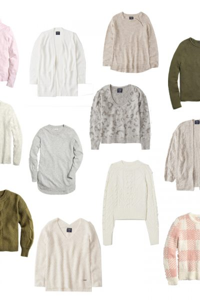 Favorite Fall Sweaters! Warm and cozy sweaters for cooler weather. #fallstyle #sweater #winterstyle #warmand cozy #cutesweater