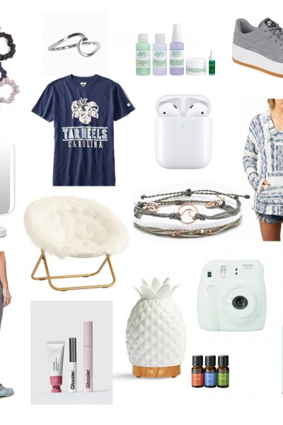 Holiday Gift Guide for Teen Girls. This is the best gift guide for teen girls! |AE Home Style Life| #giftguideforteen #giftguideforgirl #giftguideforteenagegirl #christmasgiftforgirl
